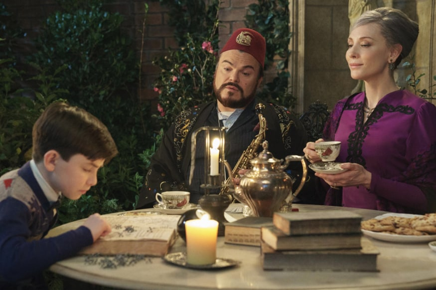 The House With a Clock in Its Walls Movie Review: Spooky Fun for Kids