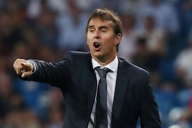 Lopetegui Confident of Being in Charge Against Barcelona