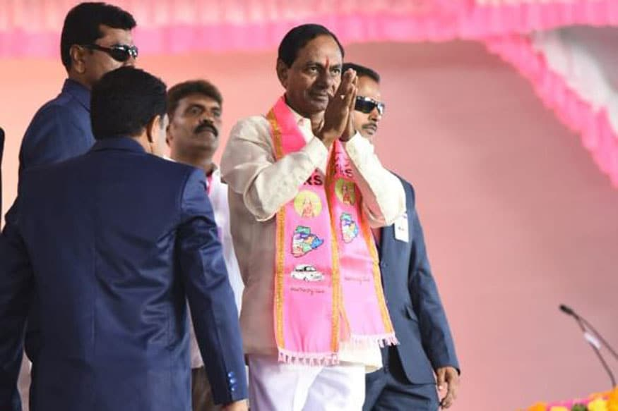 TRS Facing the Heat on Campaign Trail But Brand KCR Might Come to the Rescue