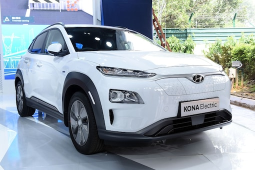 Hyundai Kona Electric (Image: Hyundai)