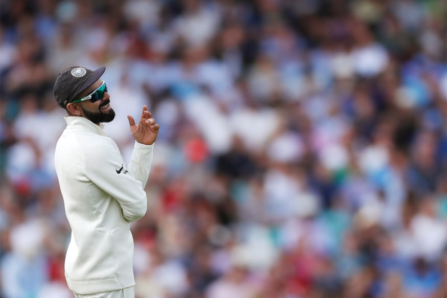 In Pics   England vs India, Fifth Test, Day 1 at The Oval