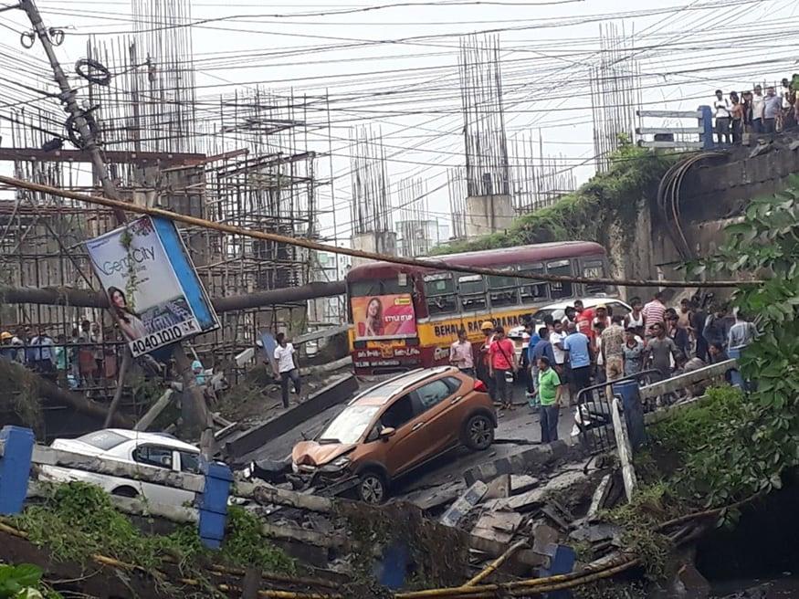 Kolkata Bridge Collapses (2)