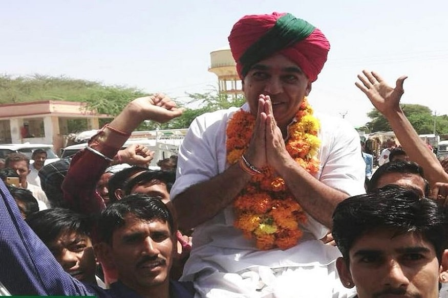 Setback for BJP in Poll-bound Rajasthan, Jaswant Singhs Son Manvendra to Join Congress