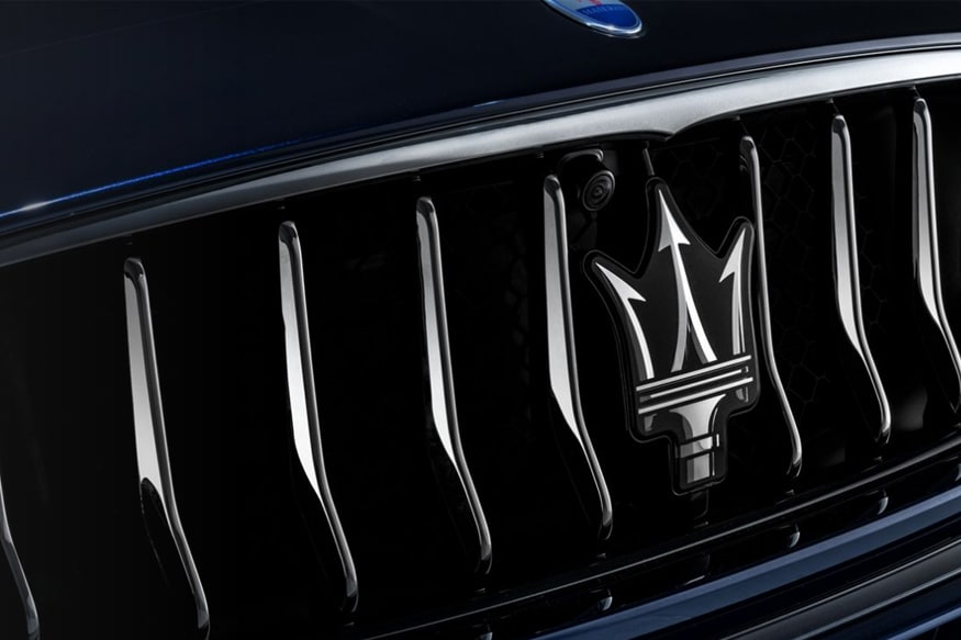 The trident in the Maserati logo is derived from that of the Roman god Neptune from Bologna's Piazza Maggiore central square. (Image: Maserati)