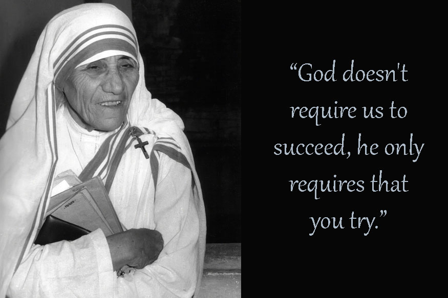 Mother Teresa\'s 109th Birth Anniversary: 10 Quotes That Will ...
