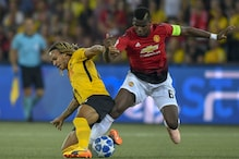 Paul Pogba Propels Man United to Victory Against Young Boys