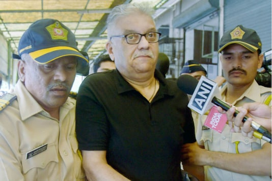 File photo of Peter Mukerjea. (PTI photo)