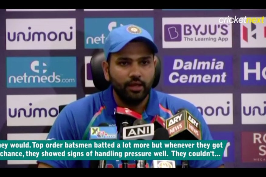 WATCH | We Have Dominated From the Start till The End: Rohit Sharma