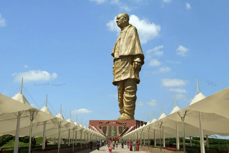 Congress Wants Sardar Patels Order Banning RSS to be Displayed at Base of Statue of