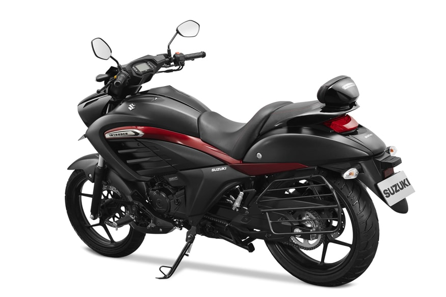 Suzuki Intruder 150 Special Edition Launched In India At Rs 1 Lakh