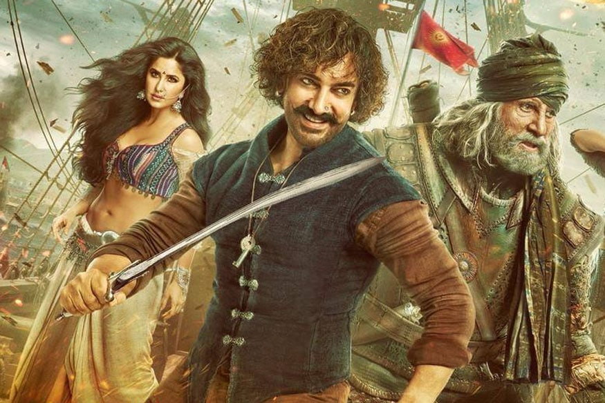 Thugs of Hindostan Trailer: Aamir Tries Outsmarting Amitabh Bachchan