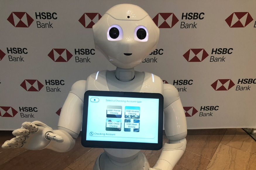 US Banks Turn to Espressos, Dancing Robots to Help Keep