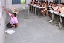 The Internet is Saluting This Differently-Abled Teacher's Dedication To Overcome His Adversities