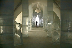 Absolut Icebar and Colourful Cocktails: Inside the Warm World of Sweden's Ice Hotel