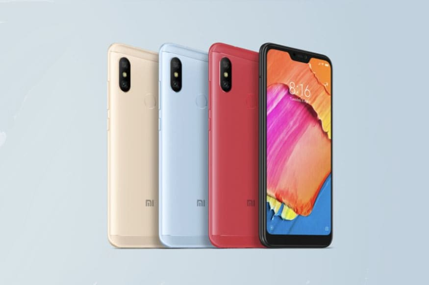 Xiaomi launches the Redmi 6 series in India