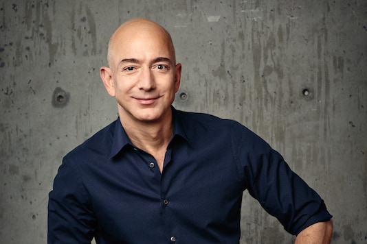 File photo of Amazon founder and CEO Jeff Bezos.