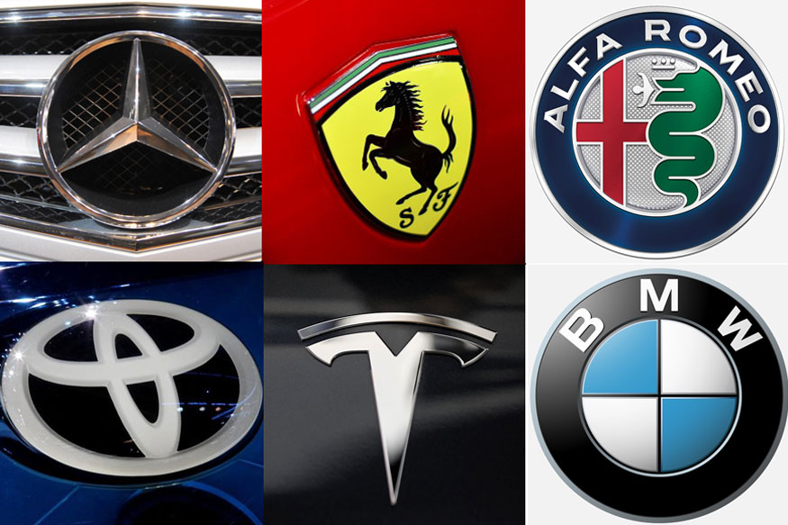 14 Car Logos And Interesting Stories Behind Them Photogallery
