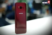 Review: Samsung Galaxy S8 Red