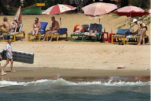 Goa Beaches to Reopen for Swimming from Today with 24 'No Selfie' Zones