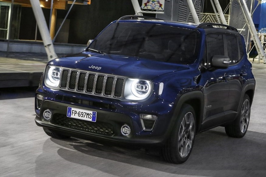 Jeep Renegade. (Image: jeep)