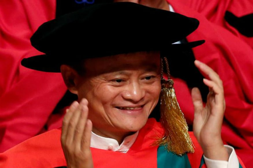 No One Can Stay On For 102 Years Read Jack Ma S