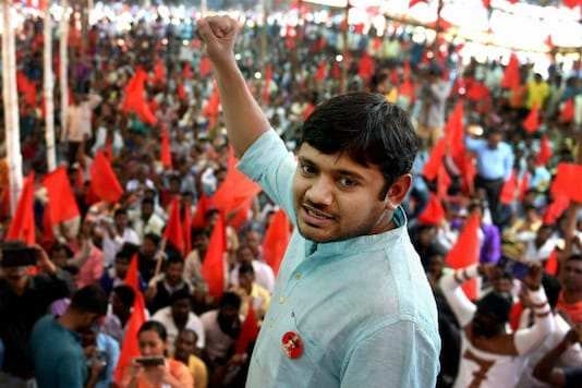 File photo of CPI leader Kanhaiya Kumar. (PTI)