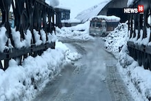 Watch: 100s Struck as BRO Toils to Clear The Manali Highway