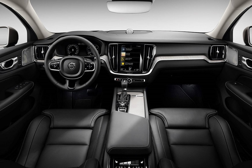 Volvo V60 Cross Country Interiors. (Image: Volvo)