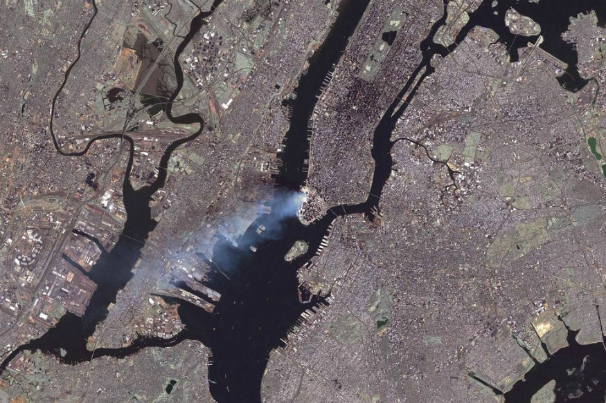 NASA Releases Photo of 9/11 Terror Attacks Taken From Space Station