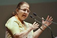 Good to See Muslim Women at Anti-CAA Dharnas and Protests, Says Sumitra Mahajan