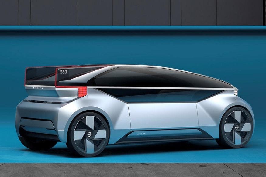 Volvo 360c concept. (Image: Volvo)