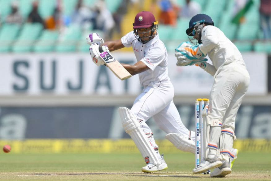 In Pics | India vs West Indies, First Test, Day 3 at Rajkot