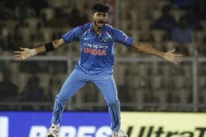 In Pics | India vs West Indies, Fourth ODI in Mumbai