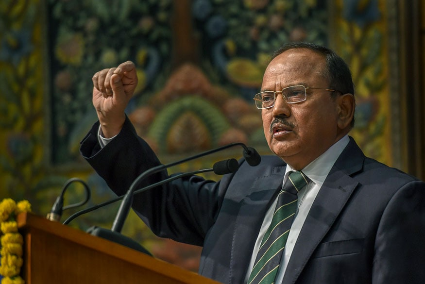 'Leadership Will Choose Its Time, Method': Ajit Doval on Cracking Down on Terrorists Post Pulwama