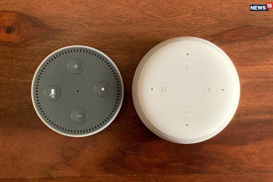 Amazon Echo 2018-2