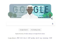 Govinda Venkataswamy: Google Doodle Marks 100th Birth Anniversary of Padma Shri Ophthalmologist