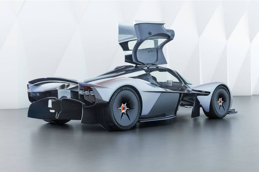 The Aston Martin Valkyrie launch is on the horizon. (Image: AFP Relaxnews)