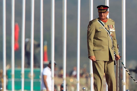 File photo of Pakistan Army chief General Qamar Javed Bajwa.