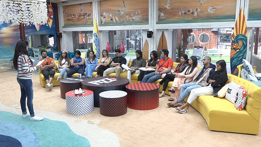 Anup Jalota's eviction from the Bigg Boss house has made the atmosphere of the house quite gloomy.(Image: Colors)
