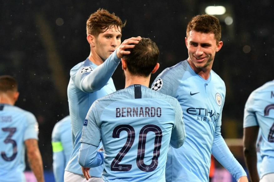 Silvas Star as Manchester City Cruise Past Shakhtar Donetsk