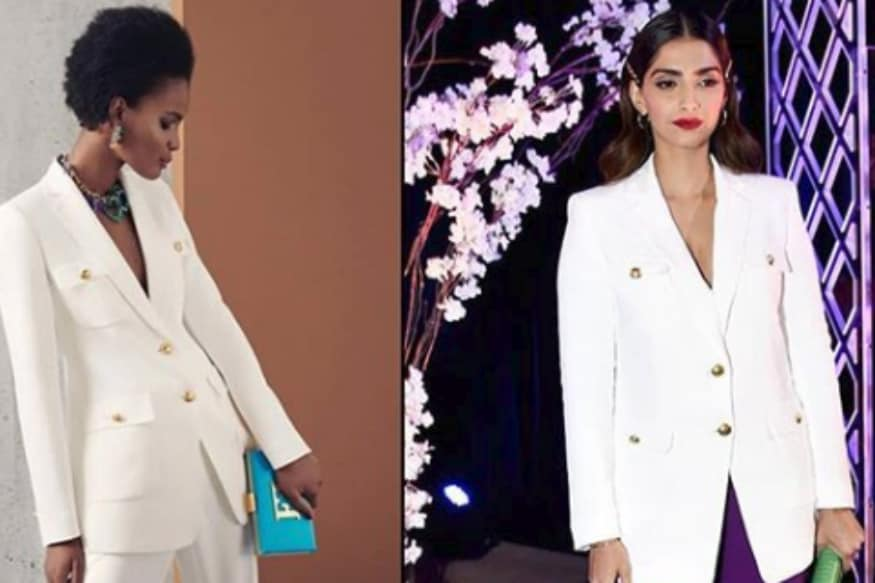 Sonam Kapoor Flaunts Escada Pantsuit Like A Boss, See Pics