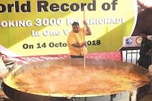 Beating Sanjeev Kapoor, Nagpur Chef Cooks 3,000 Kg Khichdi to Set New World Record