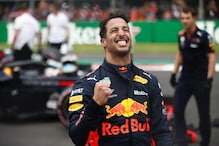 Ricciardo Upstages Verstappen as Red Bull Lockout Front Row, Hamilton Third
