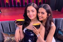 Koffee With Karan: Here's the First Picture of Deepika and Alia from the Show
