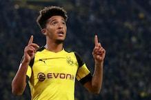 Dortmund Teenager Jadon Sancho Gets England Squad Call