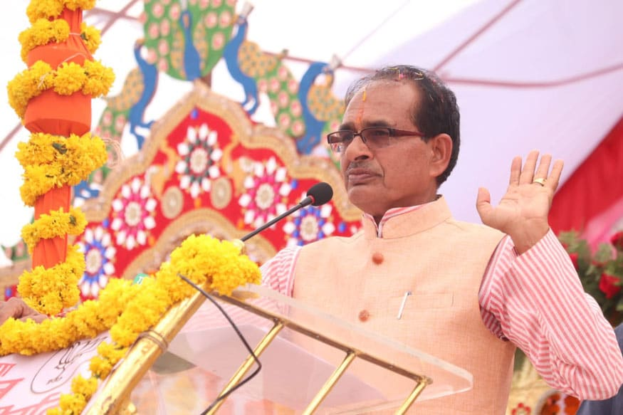 CM Shivraj Chouhan to Address Candidates on Counting Day Precautions on Dec 9