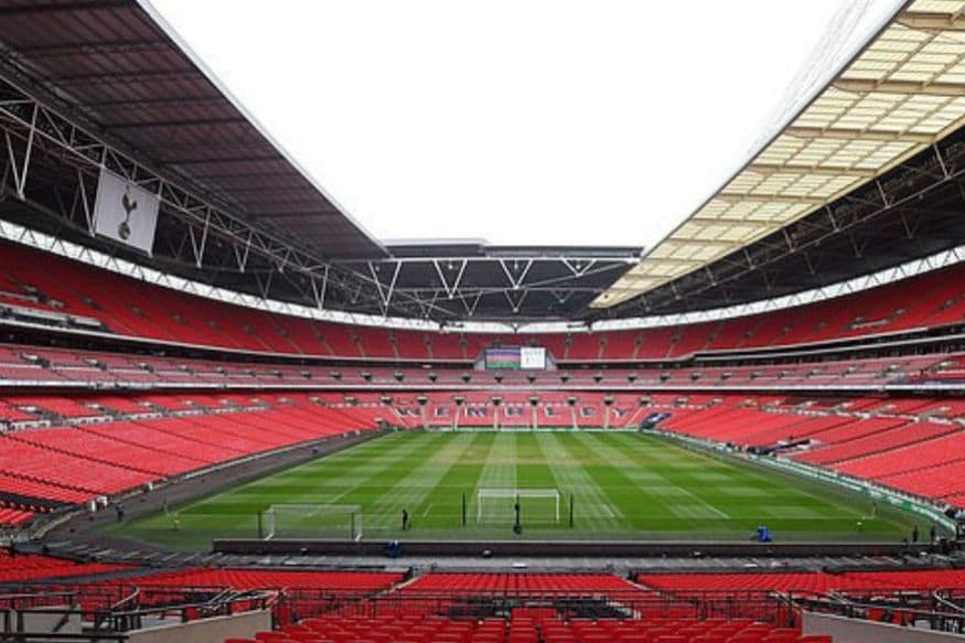 8e7b1bb4bf FA to Impose Historic Bag Ban at Wembley for England USA Friendly - News18