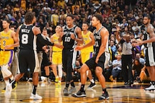 Last-gasp Spurs Fightback Thwarts LeBron James and Lakers