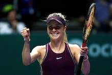 Elina Svitolina Climbs to Fourth in WTA Rankings After Singapore Triumph