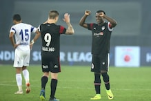 Gallego and Ogbeche Strikes Give North East United Crucial Away Victory Against Delhi Dynamos